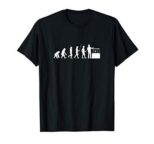 Fische Fisch Evolution Aquarium Aquarien Zierfisch Geschenk T-Shirt
