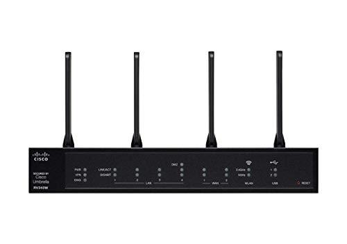 Cisco RV340W - Wireless-AC Dual WAN Gigabit VPN Router