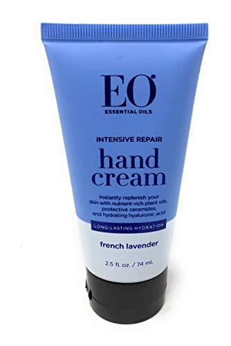 Eo, Hand Cream Lavender, 2.5 Ounce