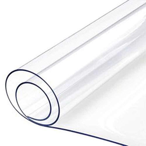 Bâches, Transparente, Résistance À La Déchirure De La, Extérieur en Plastique Souple PVC Épais, Rideau Anti-altération pour Balcon - 450g / (Taille : 2×3m)