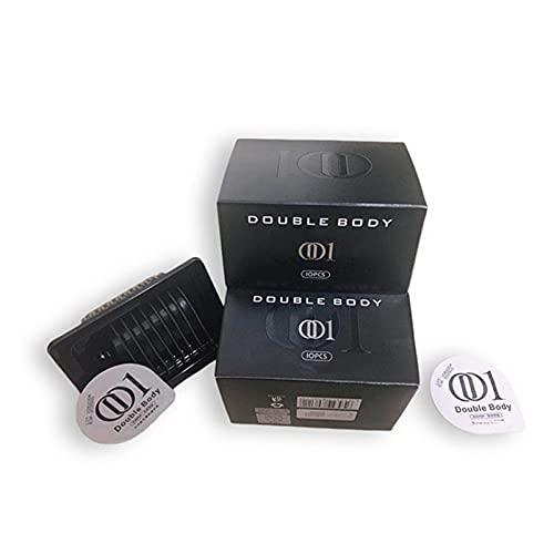 Condones de ácido hialurónico 10 Paquetes de condones Brillantes Condones ultrafinos Productos para Adultos Ancho 52 ± 2 mm