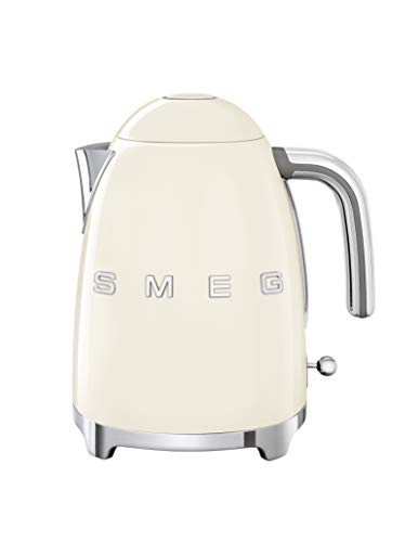 Smeg KLF03CREU Wasserkocher 1,7 L creme 2400 W