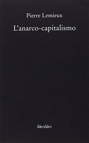 L'anarco-capitalismo