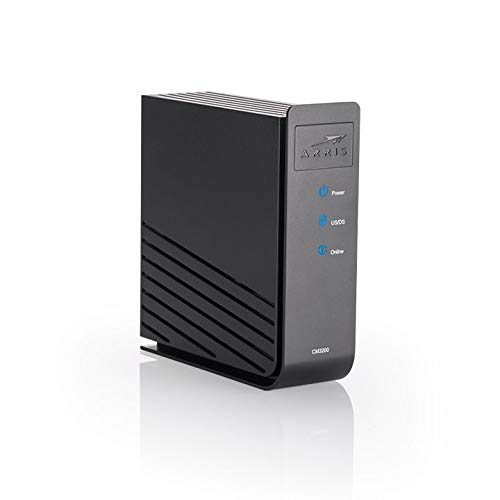 Arris Touchstone CM3200 Cable Modem 32X8 Up to 1Gbps and 1 x Gigabit...