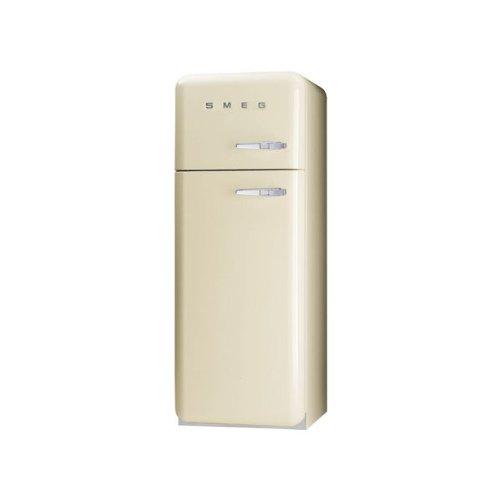 SMEG FAB30LP1 Standkühlschrank mit Gefrierraum creme