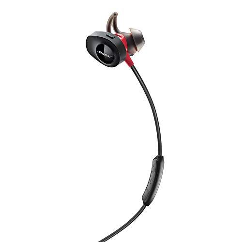 Bose  SoundSport  Pulse - Auriculares inalámbricos, Rojo