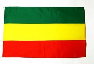 Ethiopia Without arms Flag 3' x 5' - Ethiopian Civil Flags 90 x 150 cm - Banner 3x5 ft - AZ FLAG