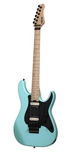 Schecter 1280 Sun Valley Super Shredder FR Electric Guitar - Sea Foam Green
