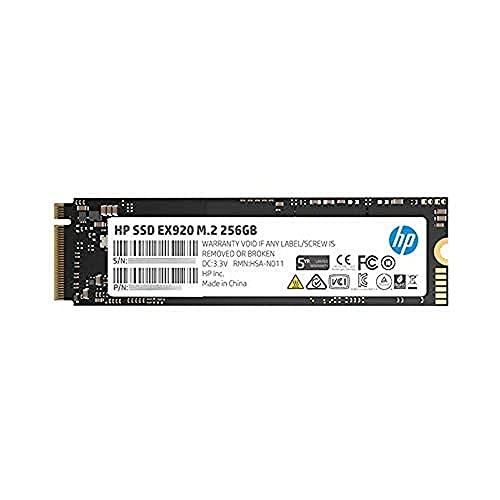 HP EX920 M.2 NVMe 256GB