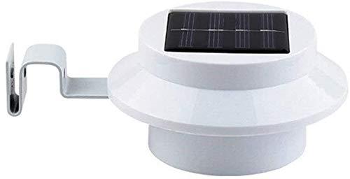 GraceTop LED 防水 ソーラーライト 屋外照明/軒先灯/壁掛け灯/庭先灯/門灯/玄関灯 夜間自動点灯