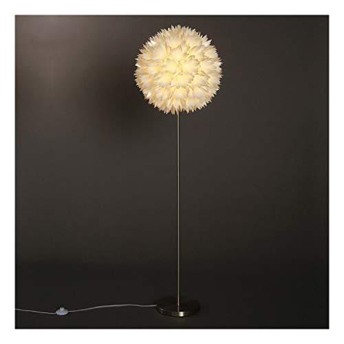 Staande lamp kunst vloerlamp creatief leuk design woonkamer sofa leeslamp slaapkamer verticaal bedlampje hoofddecoratie LED