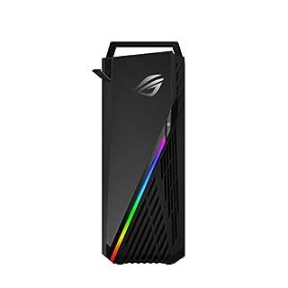 ROG Strix Gaming Desktop PC, AMD Ryzen 5-3600X, GeForce GTX 1660Ti, 16GB DDR4 RAM, 512GB SSD + 1TB HDD, Wi-Fi 5, Windows 10 Home, G15DH-DS562 (B085SQ55WZ)   Amazon price tracker / tracking, Amazon price history charts, Amazon price watches, Amazon price drop alerts