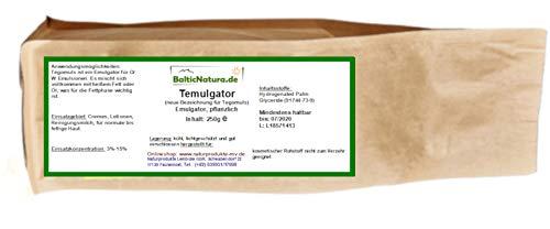 Temulgator (neue Bezeichnung für Tegomuls ®) Emulgator pflanzlich (250 g)