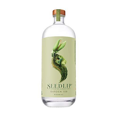 Seedlip Garden 108 – herbal, Alkoholfreie Spirituose – 1 x 0.7 l