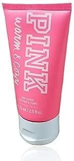 Victoria's Secret PINK Hand & Body Cream, Warm & Cozy 2.5 oz