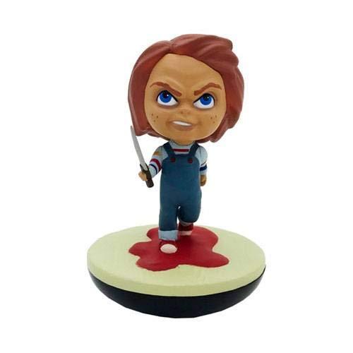 Figura Tentetieso Chucky 20 cm. Chucky: El Muñeco Diabólico. REVO. Factory Entertainment. SDCC 2019. Limitada