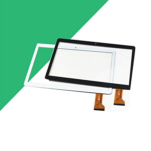 Screen replacement kit White/Black 9.6' Fit For Lenovo I960 Tablet MGLCTP-90894 Touch Screen Digitizer Touch Panel Glass Replacement Repair kit replacement screen (Color : White)