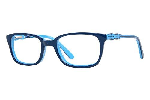 Nickelodeon Teenage Mutant Ninja Turtles Valiant Childrens Eyeglass Frames - Blue