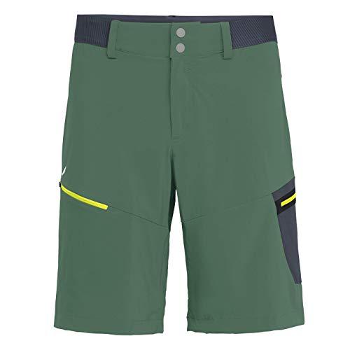 Salewa Pedroc Cargo 2 Dst M, Pantaloncini Uomo, Verde (Myrtle/3860), 50/L