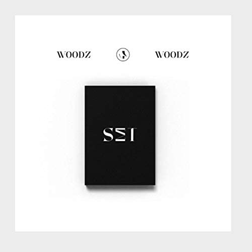 Woodz Set 1st Single Album Poster+84p Version Booklet+1p Japan's largest assortment CD+1p 2 Limited time cheap sale