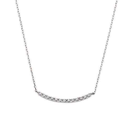 [ヴァンドーム青山] VENDOME AOYAMA Pt950 プラチナ ダイヤモンド リュール ネックレス APVN182545DI