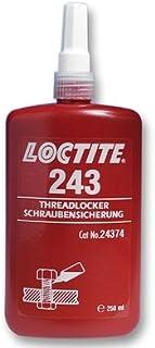 Henkel - Loctite 243 Bo 250Ml Epig Fijador Resistencia Media Piezas Aceitadas