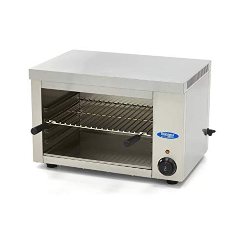 Deluxe Salamander Grill - 417X335MM - 2.2 KW