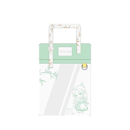 Haus Dekoration Scum Bösewicht Self Saving System Bag Itabags Anime Manga Rolle Shen Qingqiu Luo Binghe Svsss for Mädchen Action Figure Geschenk (Color : Shen Qingqiu Type)
