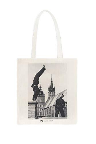 Galeria LueLue - Bolsa de algodón (ecológica, hecha a mano, para fotografía, diseño de deshollinador)
