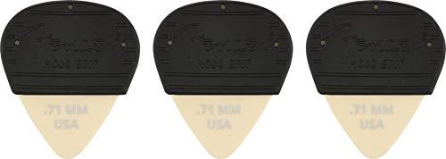 Fender Musical Instruments Corp. Fender Mojo Grip, Dura-Tone Delrin púas para guitarra (1985351403)