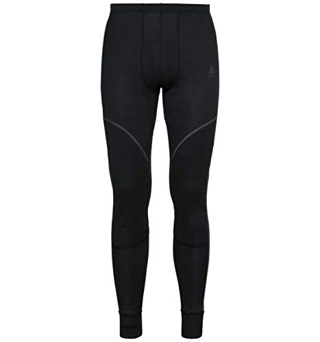 Odlo Herren Active X-Warm Eco Leggings, Black, M