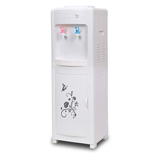 Dispensador de Enfriador de Agua de Pie, Máquina de Agua de Pie, con Mango Invisible Oficinas y Salas de Reuniones - Blanco
