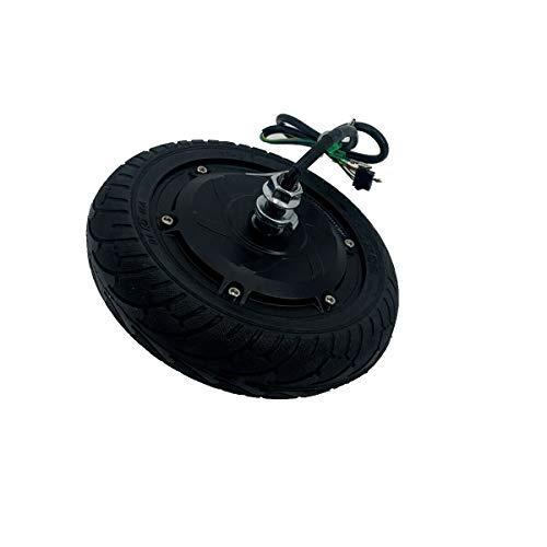 TABODD Motor de 24 V para ruedas de scooter eléctrico, 250 W, motor de buje sin escobillas de 8 pulgadas, motor de buje para motocicletas eléctricas y scooters