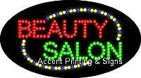 Beauty Salon Flashing &アニメーションLEDサイン( High Impact、エネルギー効率的な)