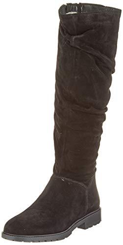 Tamaris Damen 1-1-26546-23 Hohe Stiefel, Schwarz (Black 1), 39 EU