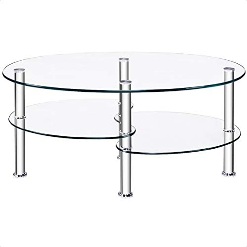 Audery Coffee Table with Storage, Level of Assembly: Full Assembly Needed, Base Material: Metal
