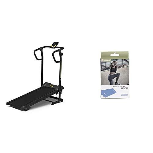 Diadora Fitness Forty Tapis Roulant Magnetico + Champion Heavy Banda Lattice