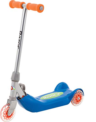 Razor Jr. Folding Kiddie Kick Scooter - Blue - FFP