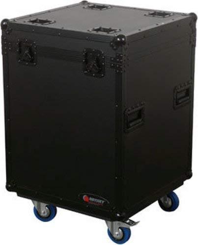 Best Deals! BLACK LABEL TRUCK PACK W/CASTERS & CASTER PLATES ON LID: INT. DIMS. 21.5 x 27.5 x 21.5...