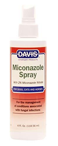 Davis Miconazole Spray Pets, 4 oz (MSP04)