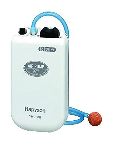 ハピソン 乾電池式エアーポンプエアー708B YH-708B