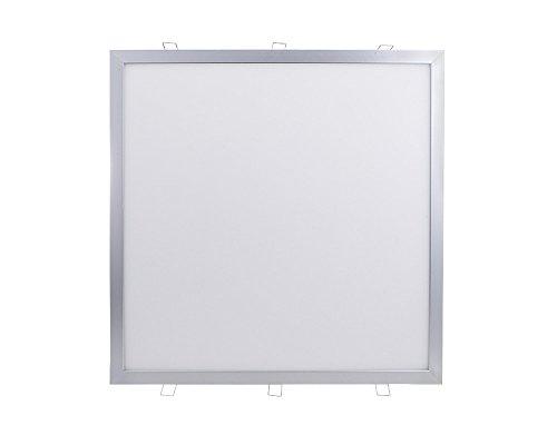 Ecolite   Plata LED empotrable Panel, 600x 600mm, 45W, luz de día