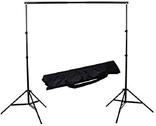Photography 2m*2m Backdrop Stand Background Support System with Carrying Bag