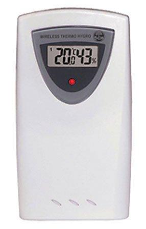 Ventus Zusatz-Temperatur-/Luftfeuchtesensor W031 für Ventus Funk-Wetterstation W928 und W636