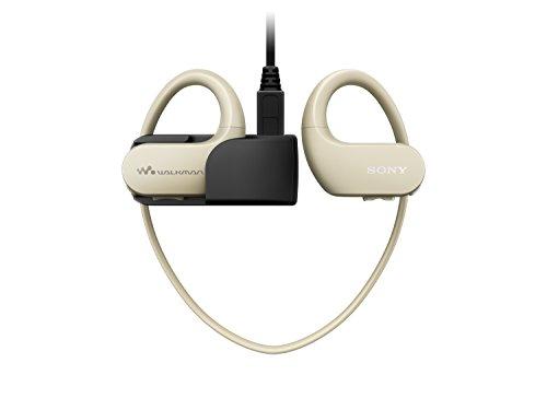 Sony NW-WS413 Sport-Walkman 4GB (kabellos, Wasserdicht, Staubdicht) weiß