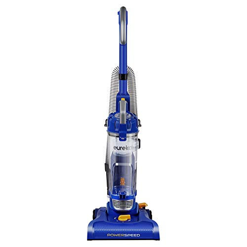 EUREKA NEU182A PowerSpeed Lightweight Bagless Upright Vacuum Cleaner, Blue, Lite