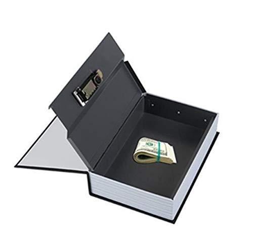 Hidden Dictionary Book Safe Lock Secret Security Money Stash PaSSWORD LATT LIV