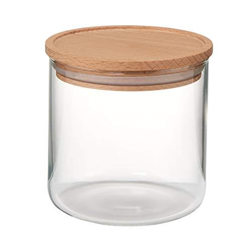 Simax Vorratsglas mit Holzdeckel