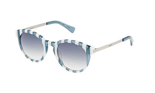 Sting Damen SS6546490NVC Sonnenbrille, Weiß (Blanco), 53.0