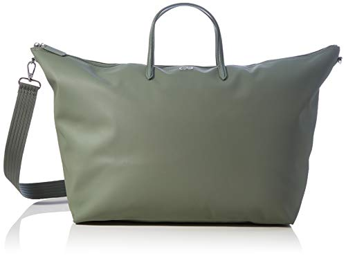 Lacoste NF1947PO, Weekender Donna, Agave Green, Taglia unica